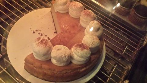 Cake Shop cake